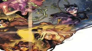 Batgirl And The Birds Of Prey #13 Review