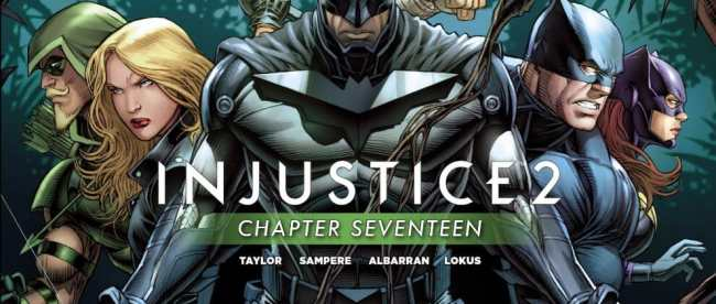 Injustice 2 Chapter 17 Review