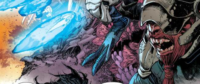 Justice League of America #12 Review