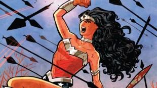 Wonder Woman #1 Review