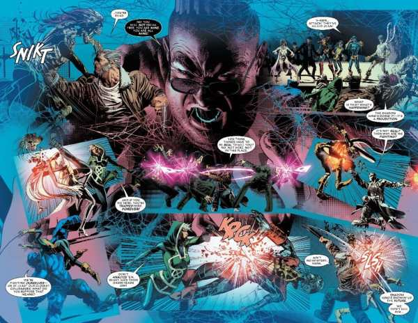 Astonishing X-Men #2 Moment