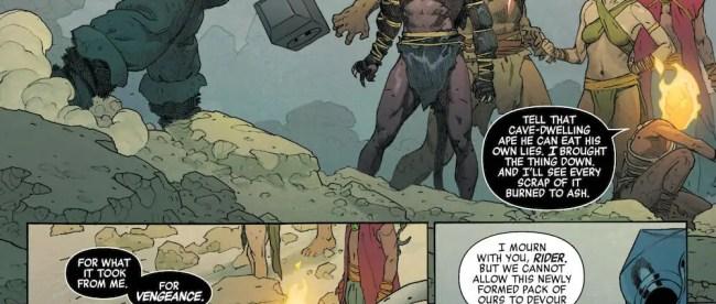 Marvel Comics Marvel Legacy #1 Review