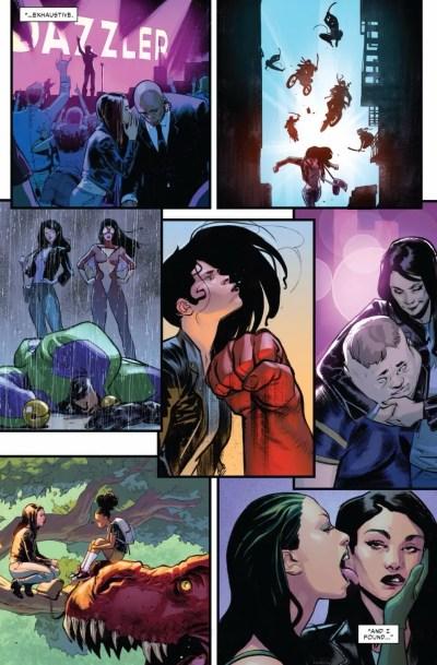 Spider-Men II #2 Moment