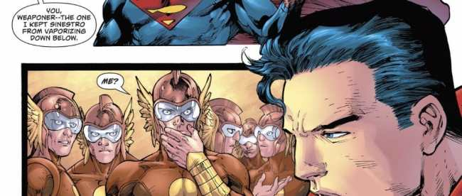 Superman #30 Review