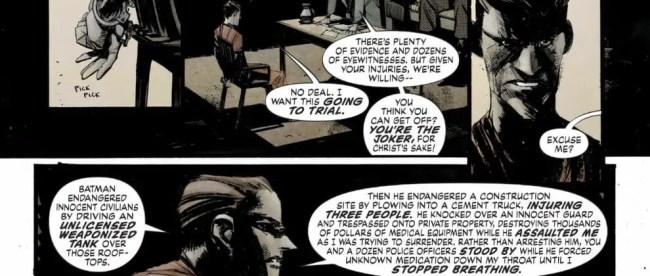 Batman White Knight #1 Review