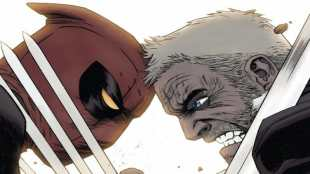 Deadpool vs Old Man Logan #1