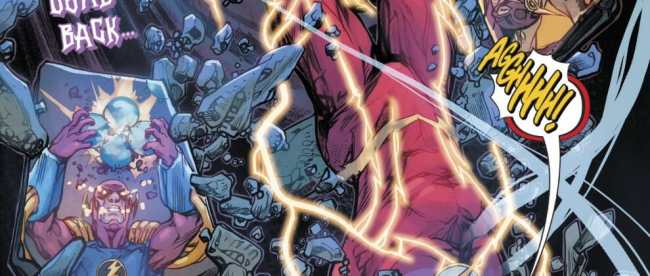 The Flash #33 (Dark Nights: Metal Tie-In) Review