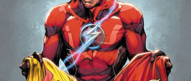 Flash Annual #1