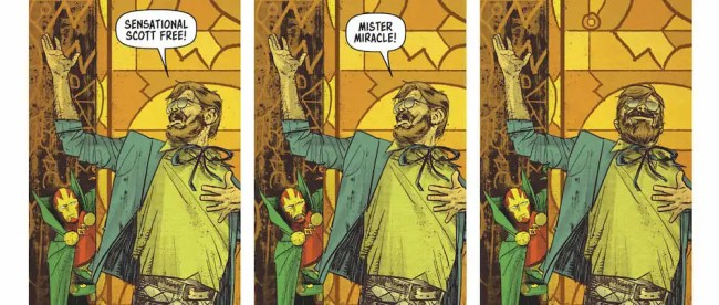 Mister Miracle #3 Review