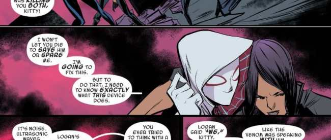 Spider-Gwen #24 Review