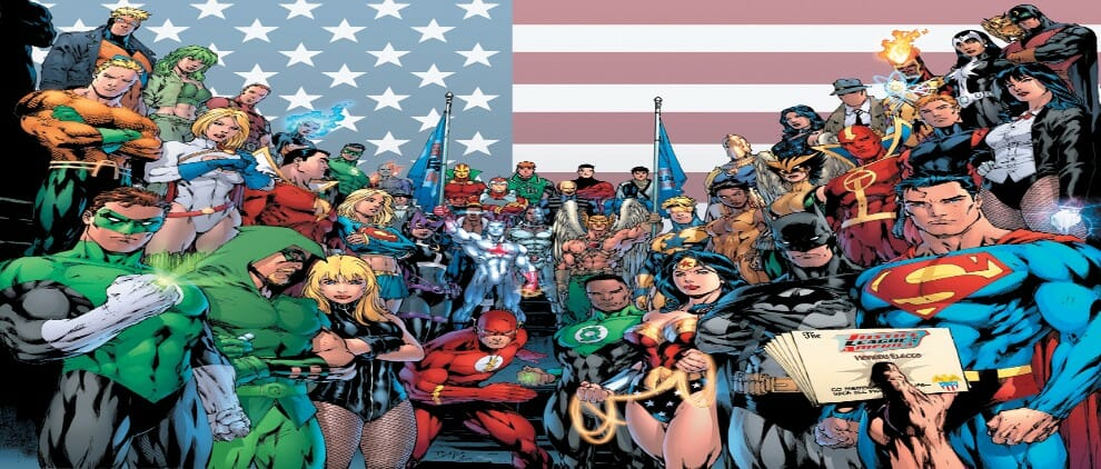 5 DC Comics Series That Are Perfect For Brian Bendis