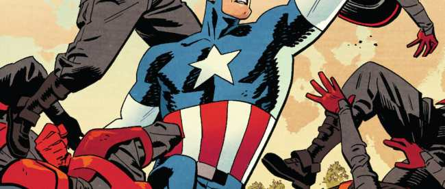 Captain America #695 Review