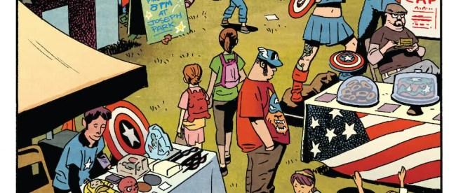 Captain America #695 Review