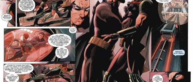 Detective Comics #968 Review