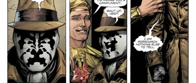 Doomsday Clock #1 Review