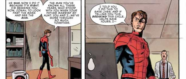 Peter Parker: The Spectacular Spider-Man #6 Review