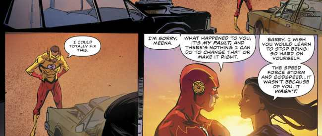 The Flash #34 Review