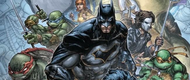 Batman/Teenage Mutant Ninja Turtles II #1 Review