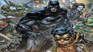 Batman/Teenage Mutant Ninja Turtles II #1 Review