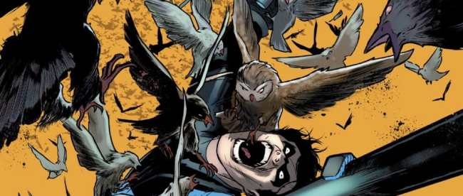 Nightwing #34 Review