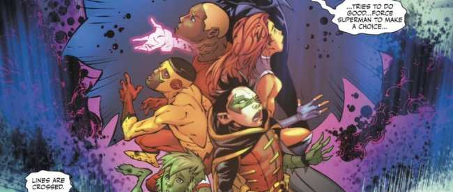 """Super Sons #11: """"Super Sons Of Tomorrow"""" Review"""