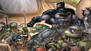 Batman/Teenage Mutant Ninja Turtles II #3 Review