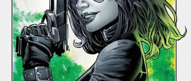 Domino #1 Cover