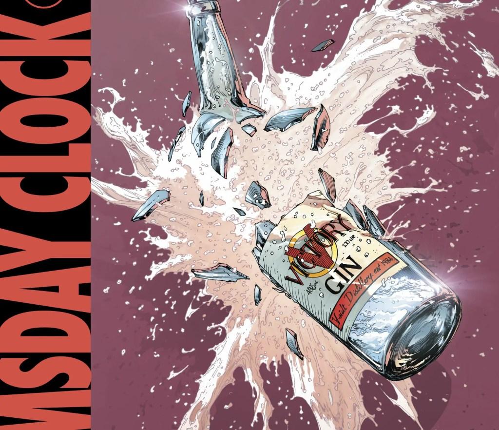 Doomsday Clock #3