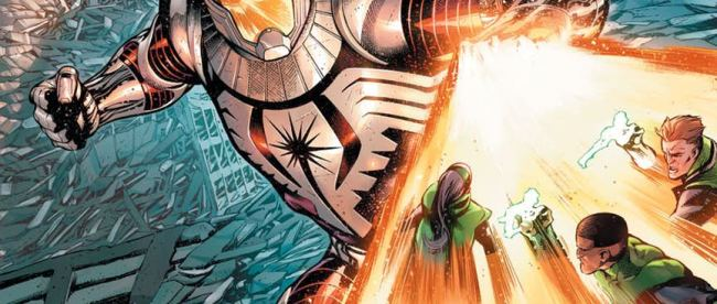 Hal Jordan and the Green Lantern Corps 42
