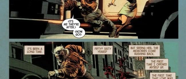 Old Man Logan #33 Review