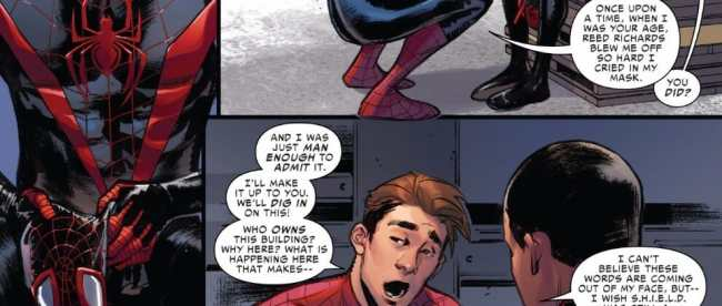 Spider-Men II #5 Review