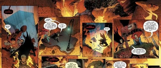 Dark Nights: Metal #5 Review