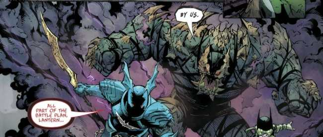 Dark Nights: Metal #5 Review