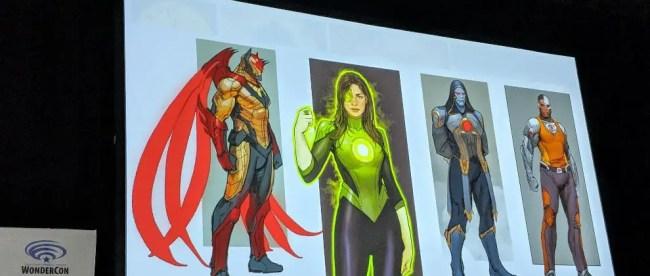WonderCon 2018: DC Universe Panel