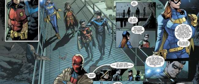 Detective Comics #975 Review