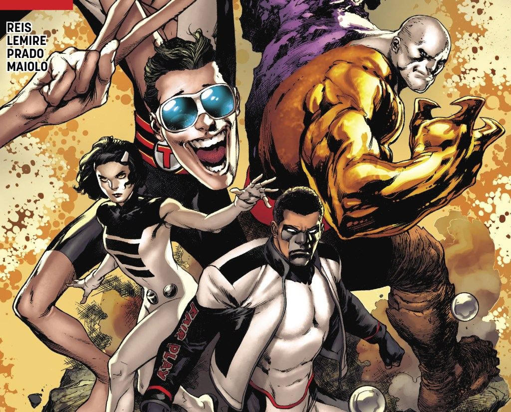 DC Comics The Terrifics #1 Review