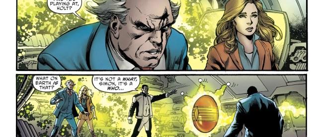 DC Comics The Terrifics #1 Review