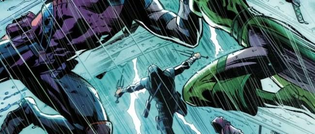 Titans #21 Review