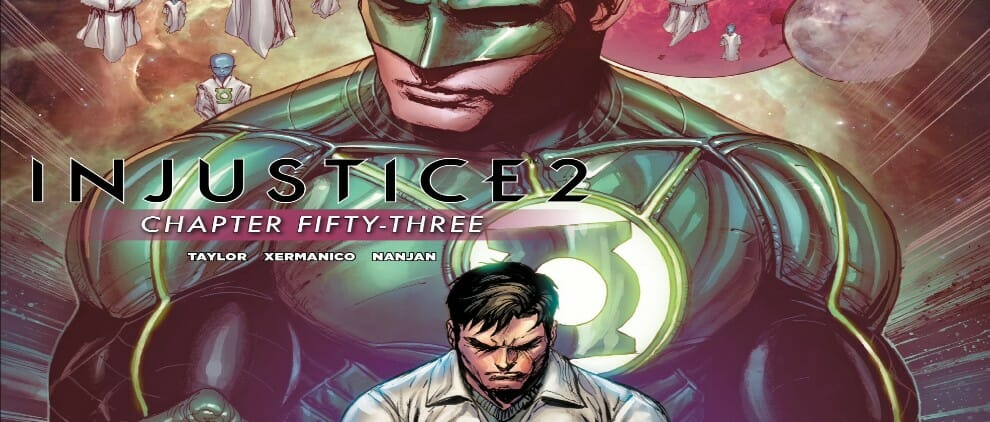 Injustice 2 Chapter 53 Review