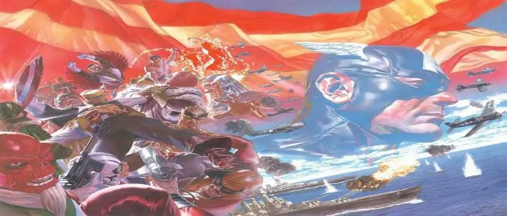Marvel Comics July 2018 Solicitations Analysis