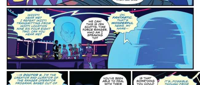 Mighty Morphin Power Rangers #27 Review