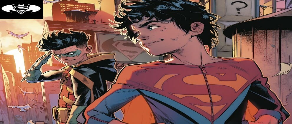Super Sons #16 Review