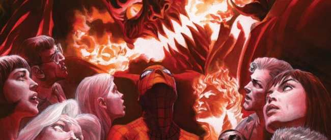 Amazing Spider-Man #800 Review
