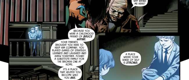 Batman: Prelude To The Wedding - Nightwing vs Hush #1 Review