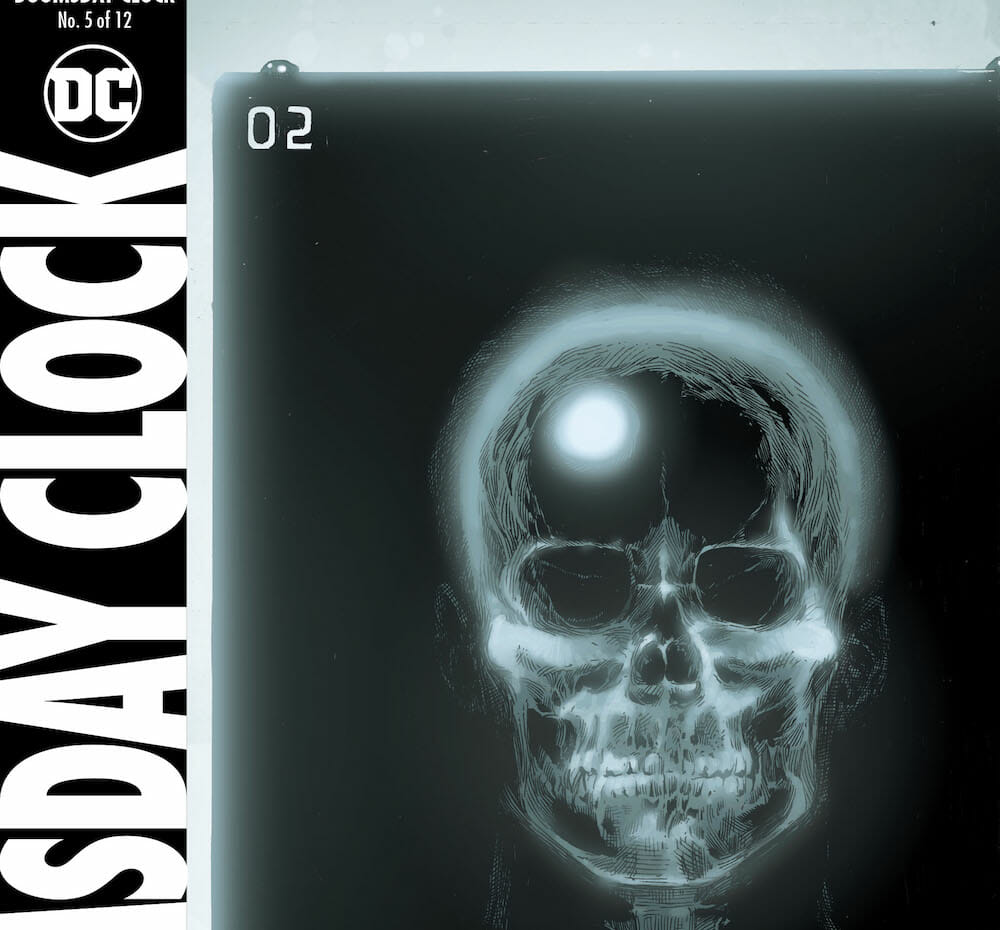 DC Comics Doomsday Clock #5 Review