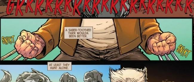 Old Man Logan #41 Review