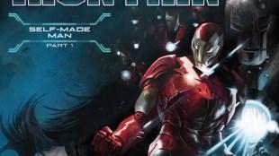 Marvel Comics Tony Stark - Iron Man #1 Review