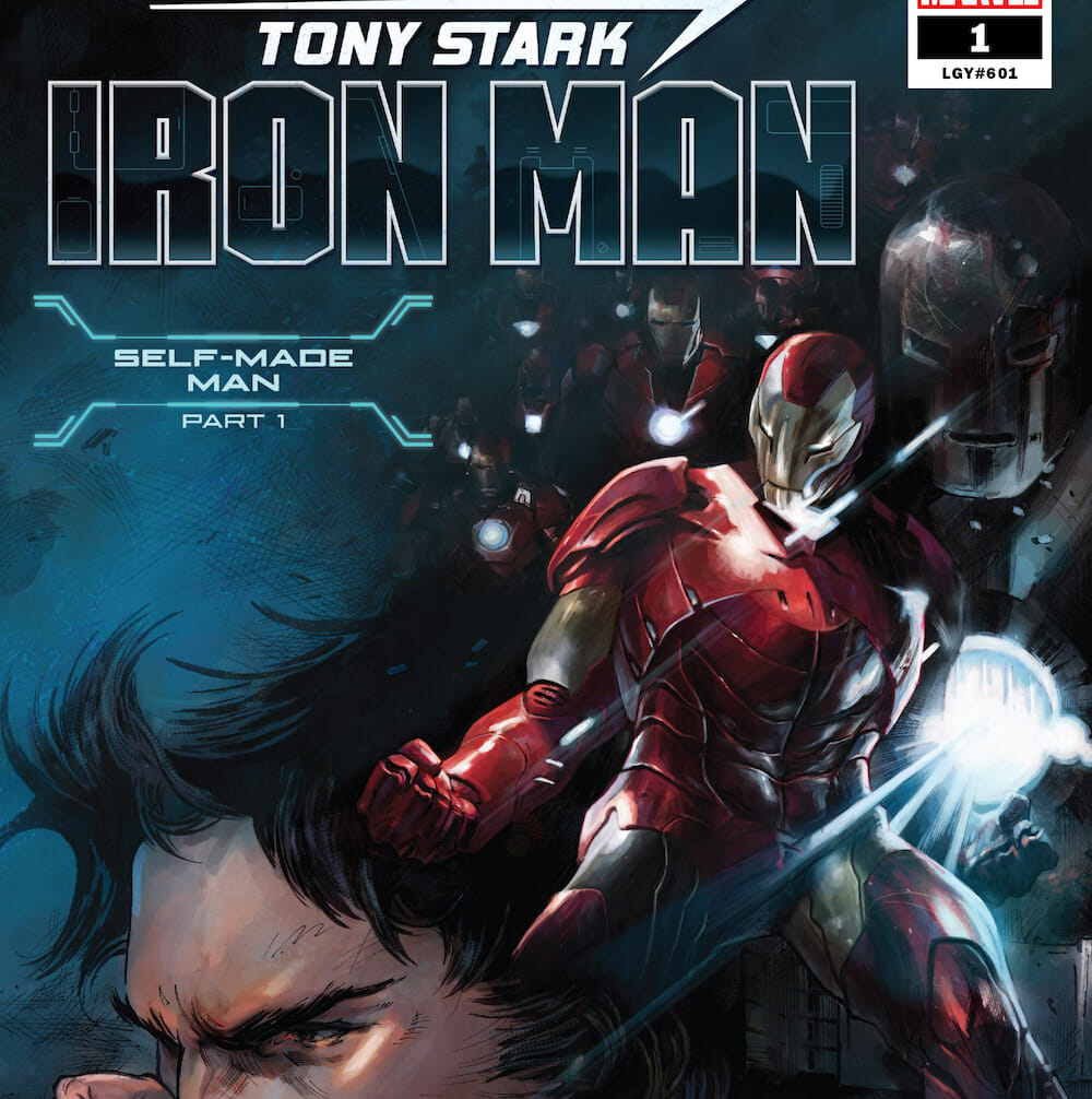 Tony Stark Iron Man 1 Review Comic Book Revolution Suit Schematics Marvel Comics