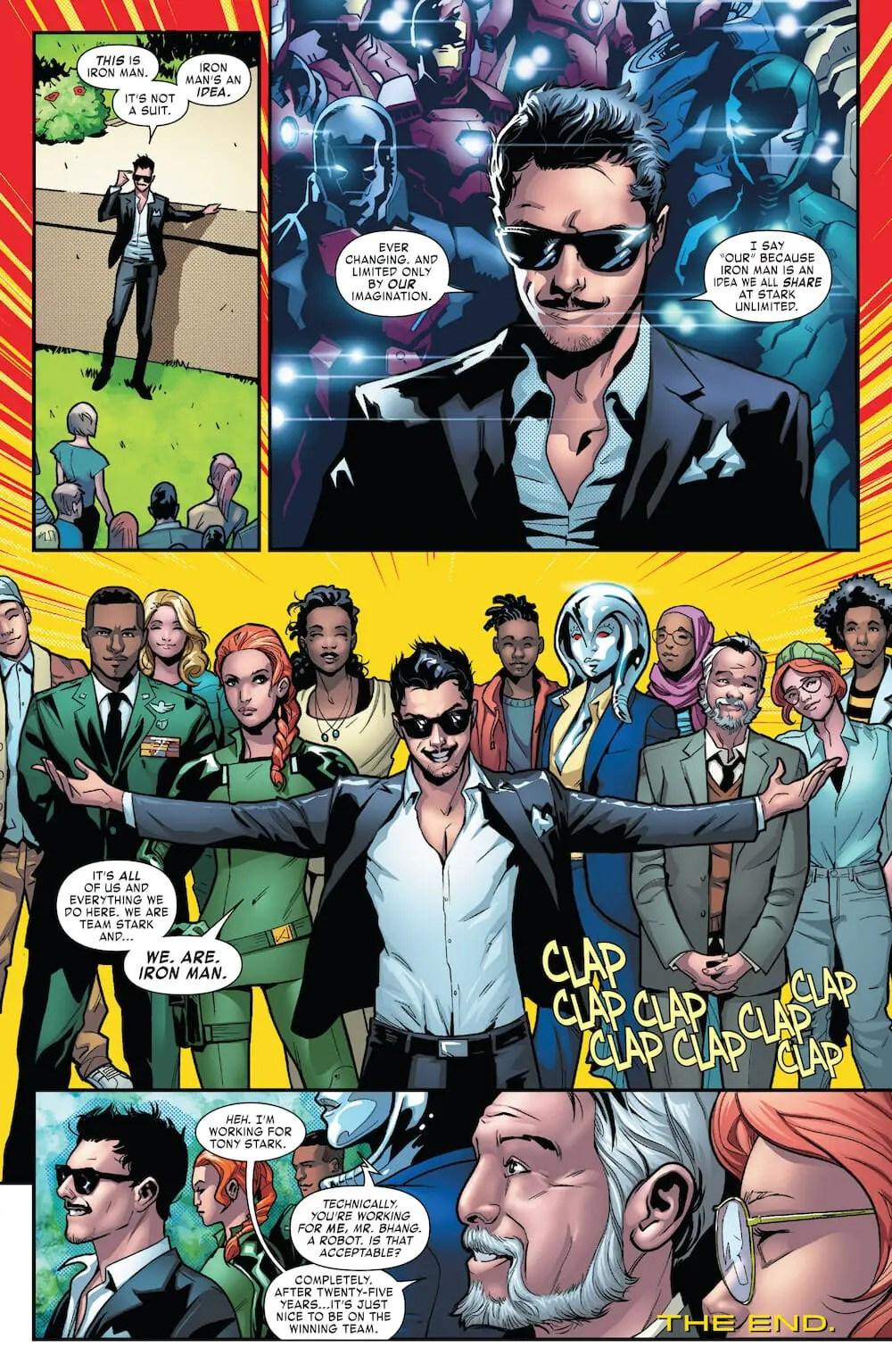 tony stark  iron man 1 review  comic book revolution