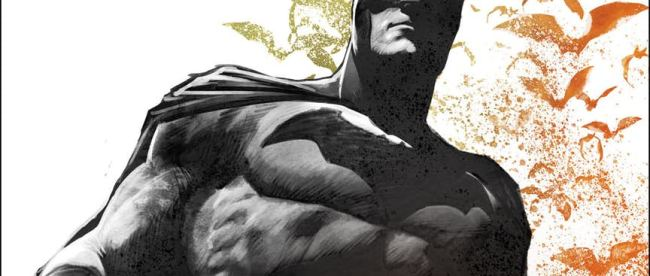 Batman Secret Files #1 Cover